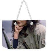 Catherine Zeta-jones Weekender Tote Bag
