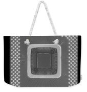 Central Processor Weekender Tote Bag by Ted Kinsman