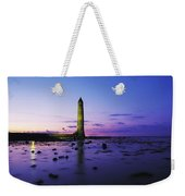 Chaine Memorial Tower, Larne Harbour Weekender Tote Bag
