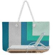 Chaising Weekender Tote Bag by Paul Wear