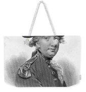 Charles Cornwallis Weekender Tote Bag