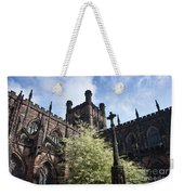 Chester Cathedral Weekender Tote Bag