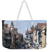 Chester City Centre Weekender Tote Bag