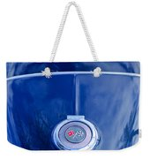 Chevrolet Corvette Emblem Weekender Tote Bag