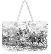 Chief Joseph (1840-1904) Weekender Tote Bag by Granger