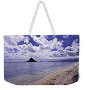 Chinaman S Hat From Kualoa Weekender Tote Bag