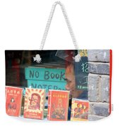 Chinese Bookstore Weekender Tote Bag