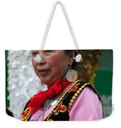 Chinese New Year Nyc 4705 Weekender Tote Bag
