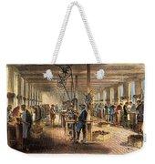 Chinese Workers, 1870 Weekender Tote Bag