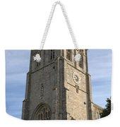 Christchurch Priory Bell Tower Weekender Tote Bag