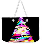 Christmas Tree Design Weekender Tote Bag