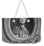 Christoph Willibald Gluck Weekender Tote Bag