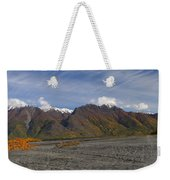 Chugach Fall Weekender Tote Bag