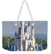 Cinderella's Castle Weekender Tote Bag