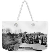 Civil War: Bull Run, 1862 Weekender Tote Bag