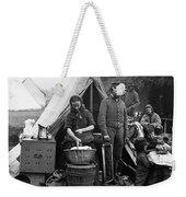 Civil War: Camp Life, 1861 Weekender Tote Bag