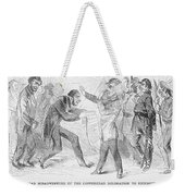 Civil War: Copperhead, 1863 Weekender Tote Bag