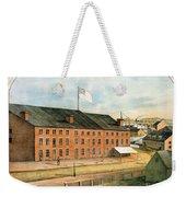 Civil War: Libby Prison Weekender Tote Bag