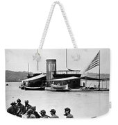 Civil War: Monitor Weekender Tote Bag