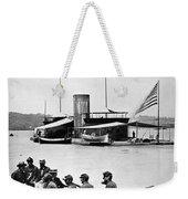 Civil War: Monitor Weekender Tote Bag