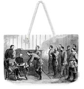 Civil War: Parole, 1865 Weekender Tote Bag