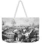 Civil War: Prison, 1864 Weekender Tote Bag