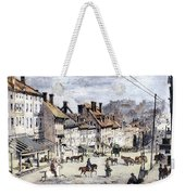 Civil War: Richmond, 1862 Weekender Tote Bag