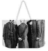 Civil War: Union Soldiers Weekender Tote Bag