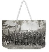 Civil War: Union Troops Weekender Tote Bag