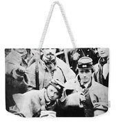 Civil War Volunteers 1861 Weekender Tote Bag