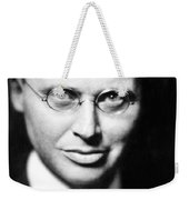 Clarence Day (1874-1935) Weekender Tote Bag