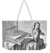 Clavicytherium, 1723 Weekender Tote Bag