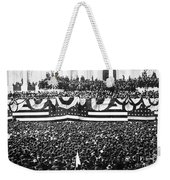Clevelands Inauguration Weekender Tote Bag