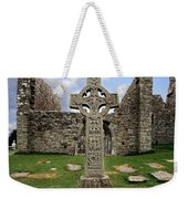 Clonmacnoise, Co. Offaly, Ireland Weekender Tote Bag
