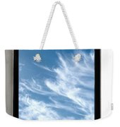 Cloud Computing Weekender Tote Bag by Photo Researchers