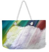 Cloud Within Rainbow Weekender Tote Bag