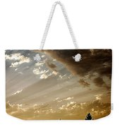 Clouds Of A Storm Weekender Tote Bag
