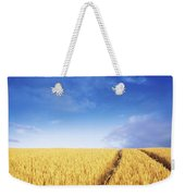 Co Carlow, Ireland Barley Weekender Tote Bag