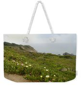 Coastal View Mist Weekender Tote Bag