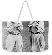 Cobb & Jackson, 1913 Weekender Tote Bag by Granger