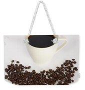 Coffee Weekender Tote Bag by Photo Researchers, Inc.