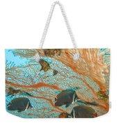 Collare Butterflyfish Weekender Tote Bag