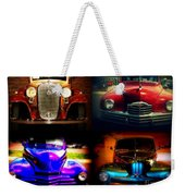 Collector Cars Weekender Tote Bag