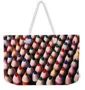 Colored Pencils Weekender Tote Bag