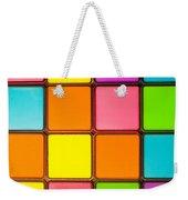 Colorful Background Weekender Tote Bag
