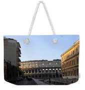 Colosseum Early Morning  Weekender Tote Bag