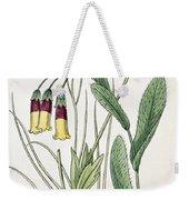 Colosseum: Flower Weekender Tote Bag
