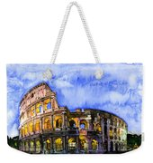 Colosseum Weekender Tote Bag