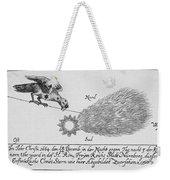 Comet, 1664 Weekender Tote Bag