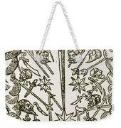 Comet, 1665 Weekender Tote Bag